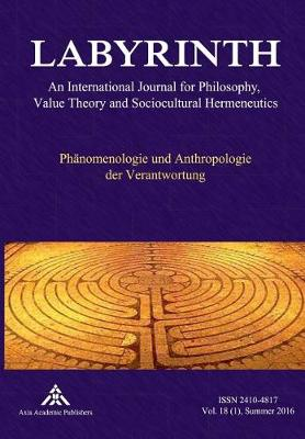 Phanomenologie Und Anthropologie Der Verantwortung (Paperback)