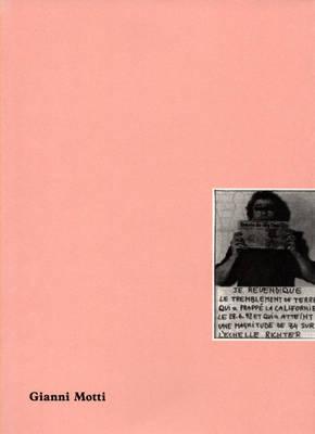 Gianni Motti (Paperback)