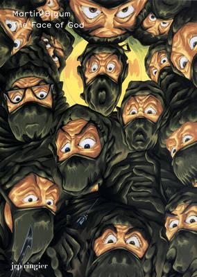 Martin Bigum: The Face of God (Hardback)