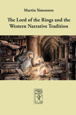The Lord of the Rings and the Western Narrative Tradition (Paperback)