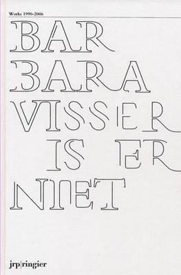 Barbara Visser: Is Er Niet (Hardback)
