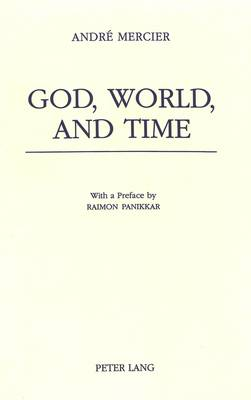 God, World and Time (Paperback)