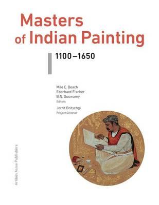Masters of Indian Painting, 1100-1900 - Supplementum Series (Hardback)