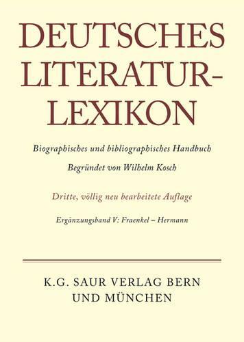 Fraenkel - Hermann (Hardback)