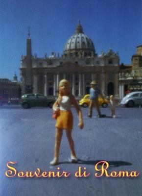 Reinhard Kuhl: Souvenir Di Roma (Paperback)