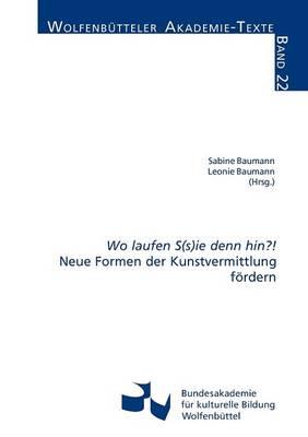 Wo Laufen S(s)Ie Denn Hin?! (Paperback)
