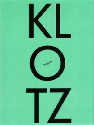 Arch+ 26 - the Klotz Tapes (Paperback)
