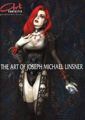 Art of Joseph M Linsner (Paperback)