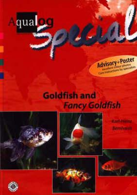 Aqualog Special - Goldfish and Fancy Goldfish (Hardback)