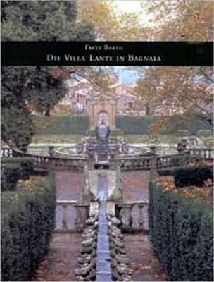 Villa Lante, Bagnia (Hardback)