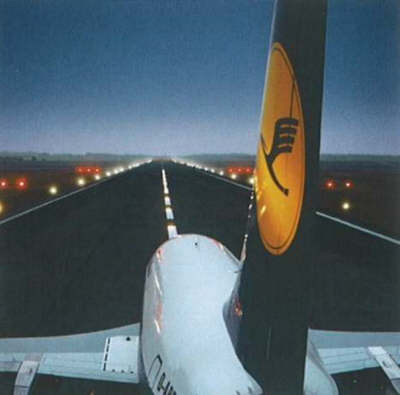 The Wings of the Crane, 50 Years of Lufthansa Design: 50 Years of Lufthansa Design (Hardback)