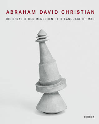 Abraham Christian David: The Language of Man (Hardback)