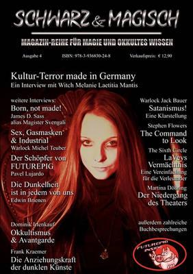Schwarz & Magisch (Paperback)