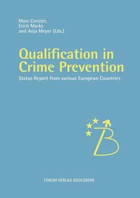 Qualification in Crime Prevention (Paperback)