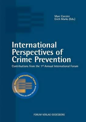 International Perspectives of Crime Prevention (Paperback)