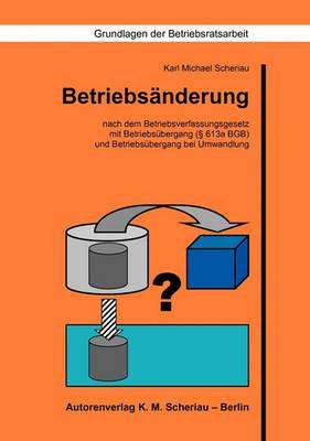 Betriebsanderung (Paperback)