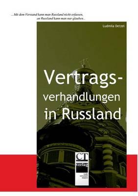 Vertragsverhandlungen in Russland (Paperback)
