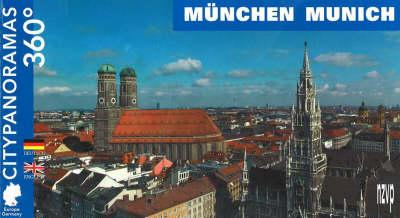 Munich - City Panoramas 360 (Paperback)