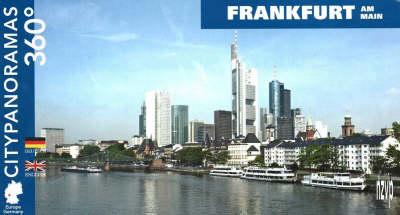 Frankfurt - City Panoramas 360 (Paperback)