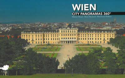Wien: City Panoramas 360 * - City Panoramas 360 S. (Hardback)
