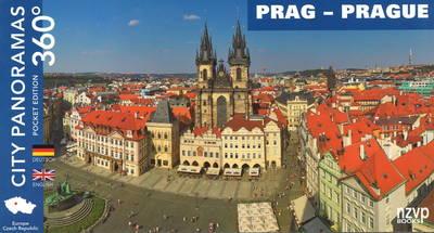 Prague - City Panoramas 360 (Paperback)