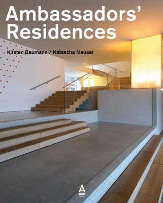 Ambassadors' Residences (Hardback)