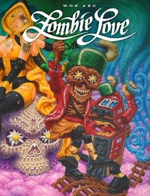 Zombie Love (Hardback)