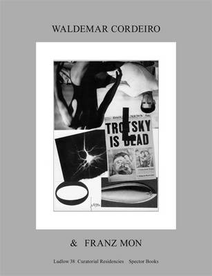 Waldemar Cordeiro & Franz Mon (Paperback)