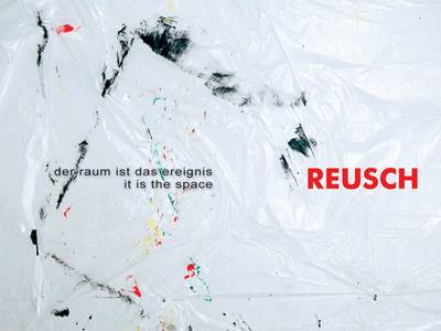 Erich Reusch: It is the Space (Hardback)