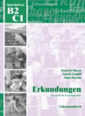 Erkundungen: Lehrerhandbuch B2 / C1 (Paperback)