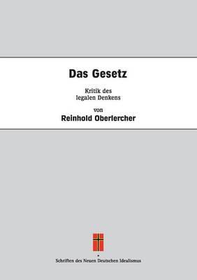 Das Gesetz (Paperback)