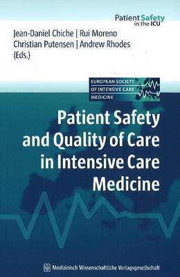 Patient Safety & Quality of Care in Intensive Care Medicine (Hardback)