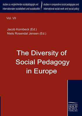 The Diversity of Social Pedagogy in Europe (Paperback)