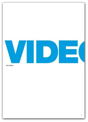 Heimo Zobernig: Video (Paperback)