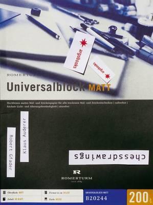 Robert Gfader & Klaus Auderer: Chessdrawings (Paperback)
