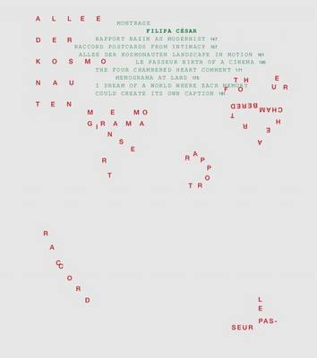 Montrage: Projects by Filipa Cesar (Paperback)
