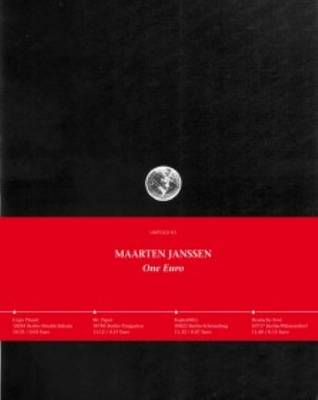 Maarten Janssen - One Euro. Unfold #2 (Paperback)