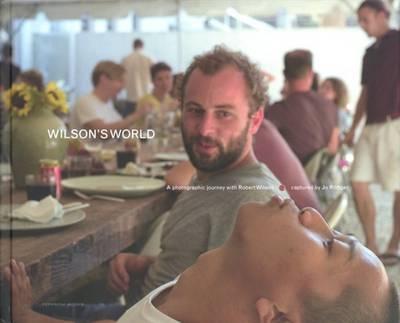 Jo Roettger: Wilson's World (Hardback)