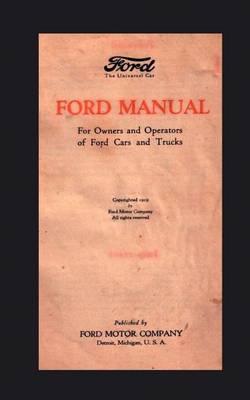 Ford Manual (Paperback)