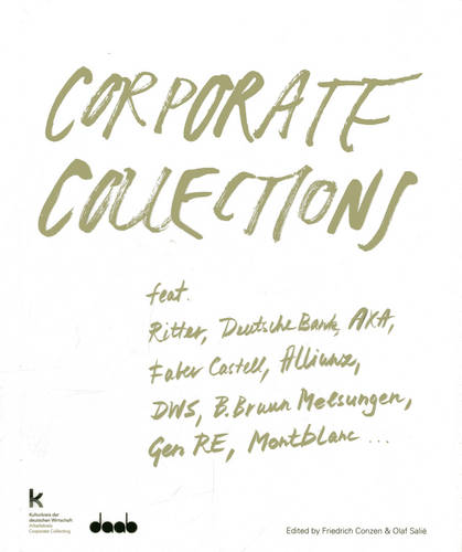 Corporate Collections (Hardback)