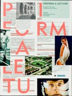 Perform a Lecture: Magazine (Paperback)