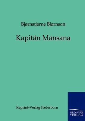 Kapitan Mansana (Paperback)