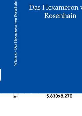 Das Hexameron Von Rosenhain (Paperback)