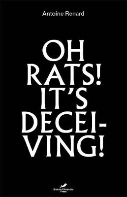 Oh Rats! It's Deceiving! (Paperback)