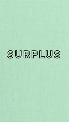 Marianne Heier - Surplus (Hardback)