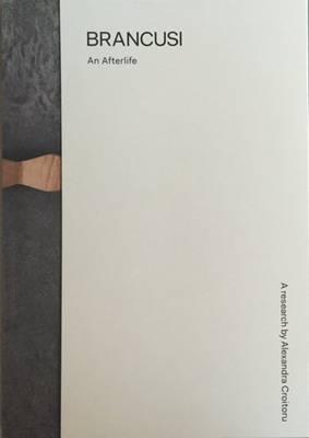 Brancusi: An Afterlife (Paperback)