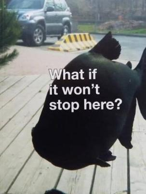 What if it won't stop here? (Paperback)