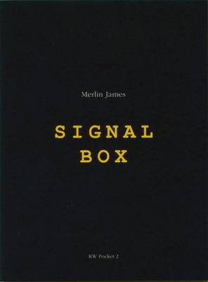 Signal Box - KW Pocket 2 (Hardback)