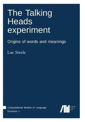 The Talking Heads Experiment (Paperback)