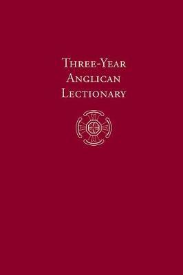 Three-Year Anglican Lectionary (Hardback)